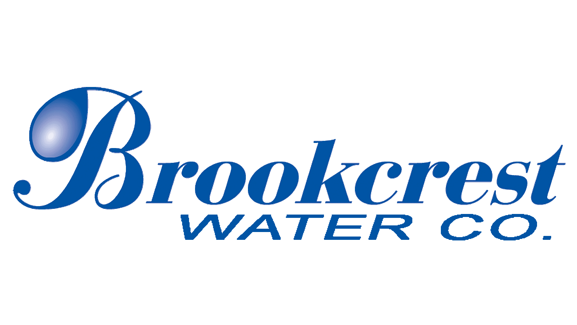 Brookcrest Water Co.